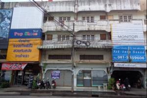 อาคารพาณิชย์หลุดจำนอง ธ.ธนาคารไทยพาณิชย์ •สุราษฎร์ธานี •เมืองสุราษฎร์ธานี •มะขามเตี้ย