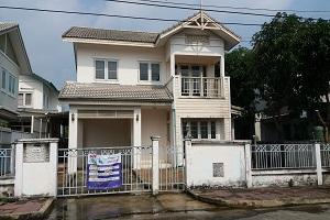 บ้านเดี่ยวหลุดจำนอง ธ.ธนาคารไทยพาณิชย์ ปทุมธานี ลำลูกกา บึงคำพร้อย