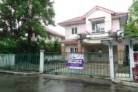 บ้านเดี่ยวหลุดจำนอง ธ.ธนาคารไทยพาณิชย์ ปทุมธานี เมืองปทุมธานี บางคูวัด