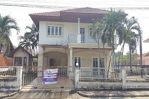บ้านเดี่ยวหลุดจำนอง ธ.ธนาคารไทยพาณิชย์ •ปทุมธานี •สามโคก •ท้ายเกาะ