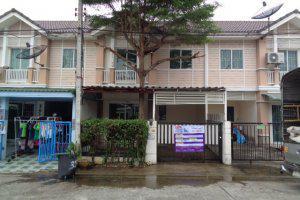 ทาวน์เฮ้าส์หลุดจำนอง ธ.ธนาคารไทยพาณิชย์ •ปทุมธานี •คลองหลวง •คลองสาม