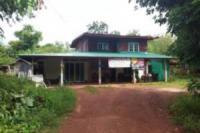 บ้านครึ่งตึกครึ่งไม้หลุดจำนอง ธ.ธนาคารไทยพาณิชย์ นครพนม ปลาปาก กุตาไก้