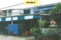 บ้านครึ่งตึกครึ่งไม้หลุดจำนอง ธ.ธนาคารไทยพาณิชย์ สมุทรปราการ พระสมุทรเจดีย์ ในคลองบางปลากด