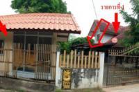 บ้านครึ่งตึกครึ่งไม้หลุดจำนอง ธ.ธนาคารไทยพาณิชย์ มหาสารคาม โกสุมพิสัย ยางน้อย