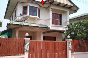 บ้านเดี่ยวหลุดจำนอง ธ.ธนาคารไทยพาณิชย์ ฉะเชิงเทรา บ้านโพธิ์ บางกรูด