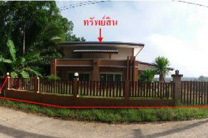 บ้านเดี่ยวหลุดจำนอง ธ.ธนาคารไทยพาณิชย์ กระบี่ ลำทับ ลำทับ