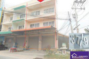 อาคารพาณิชย์หลุดจำนอง ธ.ธนาคารไทยพาณิชย์ ชลบุรี บางละมุง หนองปลาไหล