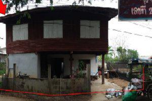 บ้านครึ่งตึกครึ่งไม้หลุดจำนอง ธ.ธนาคารไทยพาณิชย์ •ชัยภูมิ •เมืองชัยภูมิ •บุ่งคล้า