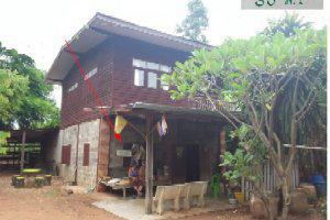 บ้านครึ่งตึกครึ่งไม้หลุดจำนอง ธ.ธนาคารไทยพาณิชย์ •ชัยภูมิ •หนองบัวระเหว •โสกปลาดุก