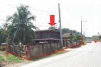 บ้านครึ่งตึกครึ่งไม้หลุดจำนอง ธ.ธนาคารไทยพาณิชย์ ลำปาง งาว แม่ตีบ