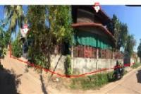 บ้านครึ่งตึกครึ่งไม้หลุดจำนอง ธ.ธนาคารไทยพาณิชย์ อุดรธานี เมืองอุดรธานี เชียงยืน