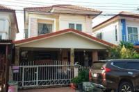 บ้านแฝดหลุดจำนอง ธ.ธนาคารไทยพาณิชย์ นนทบุรี บางใหญ่ เสาธงหิน