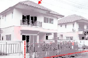 บ้านเดี่ยวหลุดจำนอง ธ.ธนาคารไทยพาณิชย์ •ชลบุรี •ศรีราชา •สุรศักดิ์