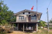 บ้านครึ่งตึกครึ่งไม้หลุดจำนอง ธ.ธนาคารไทยพาณิชย์ ชัยภูมิ บ้านแท่น บ้านเต่า