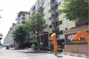 ห้องชุด/คอนโดมิเนียมหลุดจำนอง ธ.ธนาคารไทยพาณิชย์ บี อาคาร 2