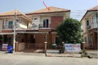 บ้านแฝดหลุดจำนอง ธ.ธนาคารไทยพาณิชย์ สมุทรปราการ เมืองสมุทรปราการ แพรกษาใหม่