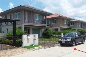 บ้านเดี่ยวหลุดจำนอง ธ.ธนาคารไทยพาณิชย์ นนทบุรี บางกรวย ศาลากลาง