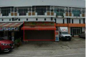 อาคารพาณิชย์หลุดจำนอง ธ.ธนาคารไทยพาณิชย์ พระนครศรีอยุธยา บางปะอิน บ้านกรด