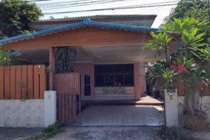 บ้านเดี่ยวหลุดจำนอง ธ.ธนาคารไทยพาณิชย์ สมุทรสาคร กระทุ่มแบน ท่าเสา
