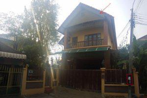 บ้านเดี่ยวหลุดจำนอง ธ.ธนาคารไทยพาณิชย์ กรุงเทพมหานคร เขตมีนบุรี ถนนราษฎร์อุทิศแสนแสบ