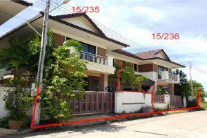 บ้านแฝดหลุดจำนอง ธ.ธนาคารไทยพาณิชย์ สงขลา หาดใหญ่ น้ำน้อย