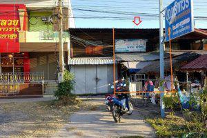 บ้านครึ่งตึกครึ่งไม้หลุดจำนอง ธ.ธนาคารไทยพาณิชย์ อุบลราชธานี นาจะหลวย นาจะหลวย