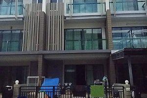 ทาวน์เฮ้าส์หลุดจำนอง ธ.ธนาคารไทยพาณิชย์ กรุงเทพมหานคร เขตบางขุนเทียน 2แสมดำ