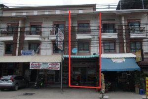 อาคารพาณิชย์หลุดจำนอง ธ.ธนาคารไทยพาณิชย์ ชลบุรี บางละมุง หนองปรือ