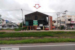 อาคารพาณิชย์หลุดจำนอง ธ.ธนาคารไทยพาณิชย์ สุรินทร์ เมืองสุรินทร์ ในเมือง(นอกเมือง)