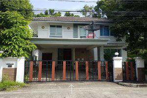 บ้านเดี่ยวหลุดจำนอง ธ.ธนาคารไทยพาณิชย์ •นนทบุรี •บางใหญ่ •บางเลน