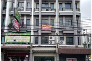 อาคารพาณิชย์หลุดจำนอง ธ.ธนาคารไทยพาณิชย์ บางชัน ถ.พระยาสุเรนท์ 109