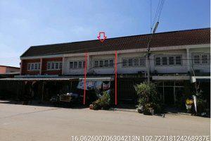 อาคารพาณิชย์หลุดจำนอง ธ.ธนาคารไทยพาณิชย์ บ้านไผ่ ถ.มนตรี ทางหลวงเทศบาลฯ