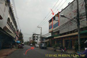 อาคารพาณิชย์หลุดจำนอง ธ.ธนาคารไทยพาณิชย์ สุโขทัย เมืองสุโขทัย ธานี