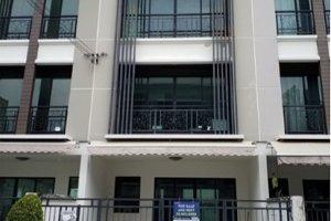 ทาวน์เฮ้าส์หลุดจำนอง ธ.ธนาคารไทยพาณิชย์ คลองกุ่ม ถ.นวมินทร์ 42