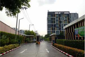 ห้องชุด/คอนโดมิเนียมหลุดจำนอง ธ.ธนาคารไทยพาณิชย์ คลองกุ่ม ถ.เสรีไทย 7