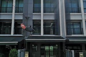 ทาวน์เฮ้าส์หลุดจำนอง ธ.ธนาคารไทยพาณิชย์ กรุงเทพมหานคร จอมทอง บางมด