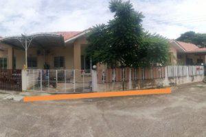 บ้านแฝดหลุดจำนอง ธ.ธนาคารไทยพาณิชย์ ระยอง เมืองระยอง เพ