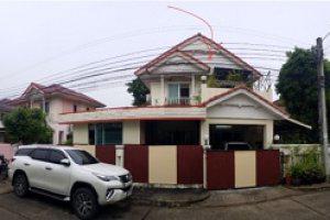 บ้านเดี่ยวหลุดจำนอง ธ.ธนาคารไทยพาณิชย์ คลองสองต้นนุ่น ถ.เคหะร่มเกล้า รามคำแหง