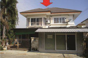 บ้านเดี่ยวหลุดจำนอง ธ.ธนาคารไทยพาณิชย์ ปทุมธานี ธัญบุรี รังสิต