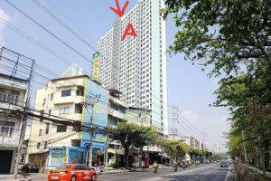 ห้องชุด/คอนโดมิเนียมหลุดจำนอง ธ.ธนาคารไทยพาณิชย์ กรุงเทพมหานคร บางซื่อ บางซื่อ
