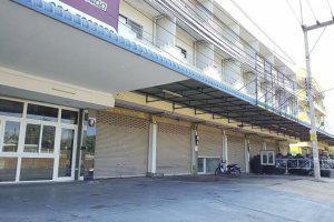 อาคารพาณิชย์หลุดจำนอง ธ.ธนาคารไทยพาณิชย์ ชลบุรี บางละมุง นาเกลือ