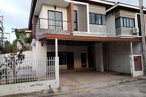 บ้านแฝดหลุดจำนอง ธ.ธนาคารไทยพาณิชย์ สุราษฎร์ธานี เมืองสุราษฎร์ธานี วัดประดู่