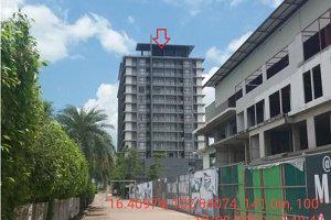 ห้องชุด/คอนโดมิเนียมหลุดจำนอง ธ.ธนาคารไทยพาณิชย์ ในเมือง ถ.รอบบึงแก่นนคร คอนโดมิเนียม