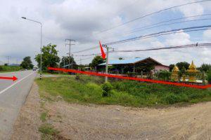 โกดังหลุดจำนอง ธ.ธนาคารไทยพาณิชย์ นครสวรรค์ ท่าตะโก หัวถนน