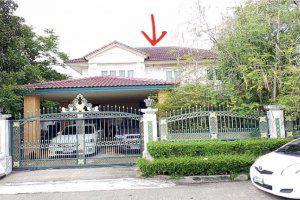 บ้านเดี่ยวหลุดจำนอง ธ.ธนาคารไทยพาณิชย์ •นนทบุรี •เมืองนนทบุรี •ไทรม้า
