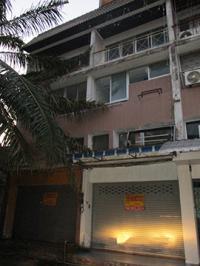 ตึกแถวหลุดจำนอง ธ.ธนาคารกรุงศรีอยุธยา จังหวัดสุราษฎร์ธานี เมืองสุราษฎร์ธานี ตลาด