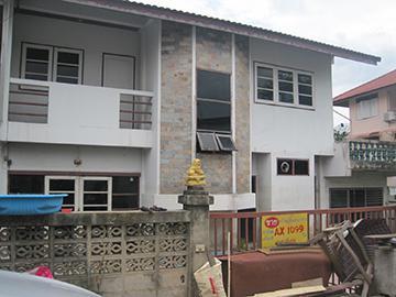 บ้านเดี่ยวหลุดจำนอง ธ.ธนาคารกรุงศรีอยุธยา จังหวัดนนทบุรี ปากเกร็ด ปากเกร็ด(บ้านวัดบ่อ)