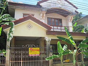 บ้านแฝดหลุดจำนอง ธ.ธนาคารกรุงศรีอยุธยา จังหวัดนนทบุรี บางกรวย ปลายบาง