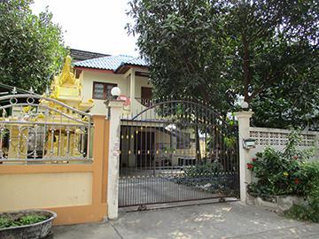 บ้านแฝดหลุดจำนอง ธ.ธนาคารกรุงศรีอยุธยา กรุงเทพมหานคร (ราษฎร์บูรณะ) เขตทุงครุ