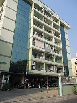 ห้องชุดหลุดจำนอง ธ.ธนาคารกรุงศรีอยุธยา กรุงเทพมหานคร เขตธนบุรี บุคคโล